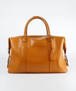 Túi DUFFLE LEATHER BAG